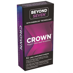 Crown Lubricated - 12 pk