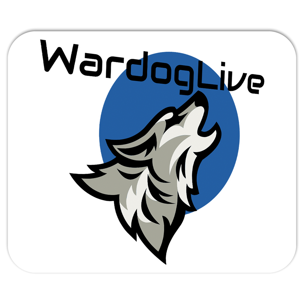 WarDog Mousepad