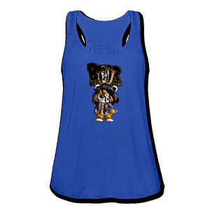 Bear Neccessities Women's Flowy Tank Top SPOD