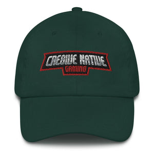 Cre8ive Native Dad Hat Geeks Unleashed