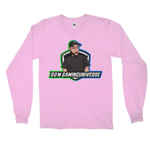 D2M Long Sleeve Shirt Geeks Unleashed