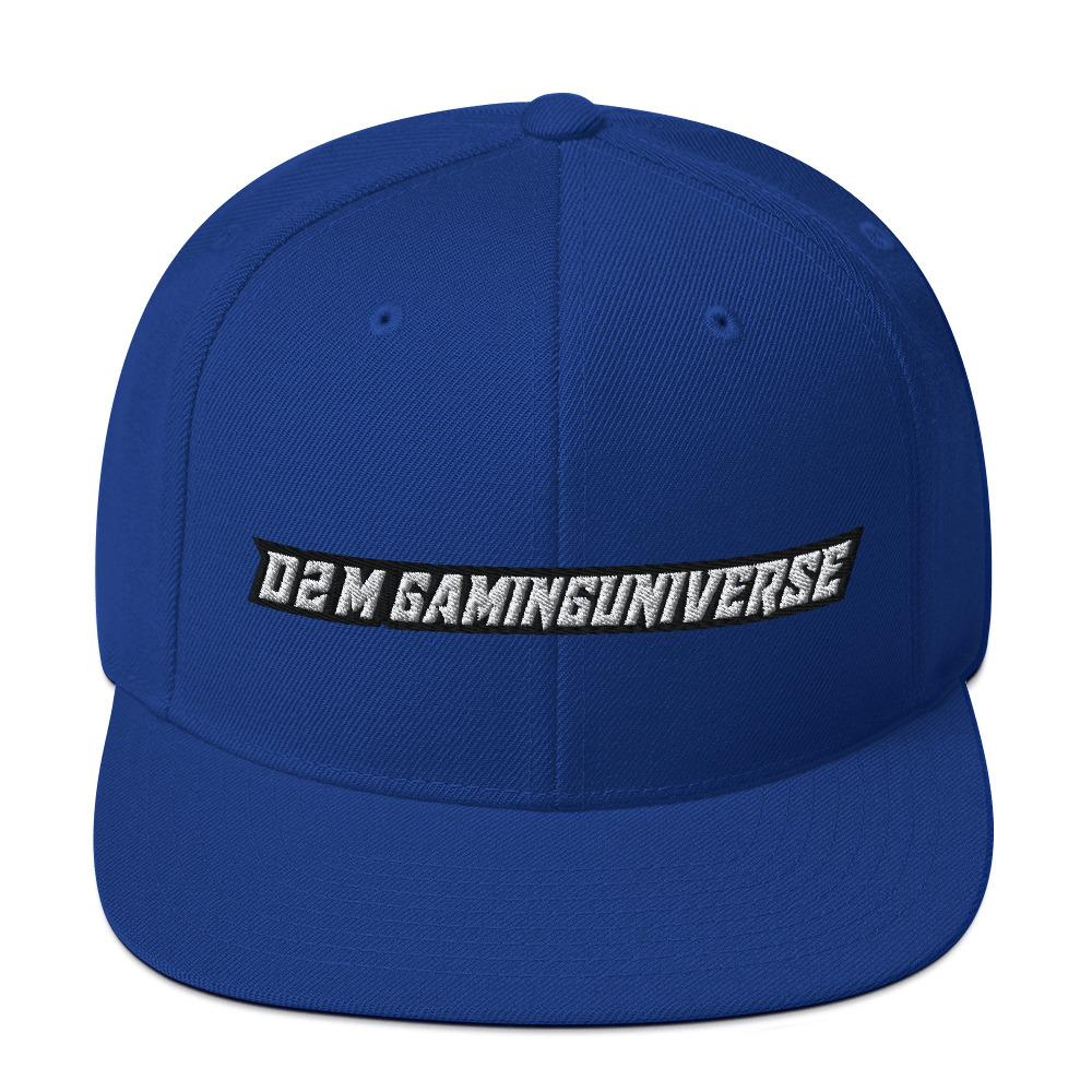 D2M Snapback Hat Geeks Unleashed