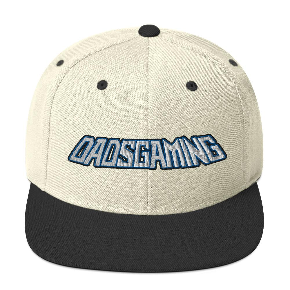 DadsGaming Snapback Hat Geeks Unleashed
