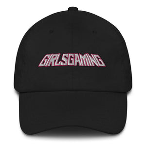 GirlsGaming Dad Hat Geeks Unleashed