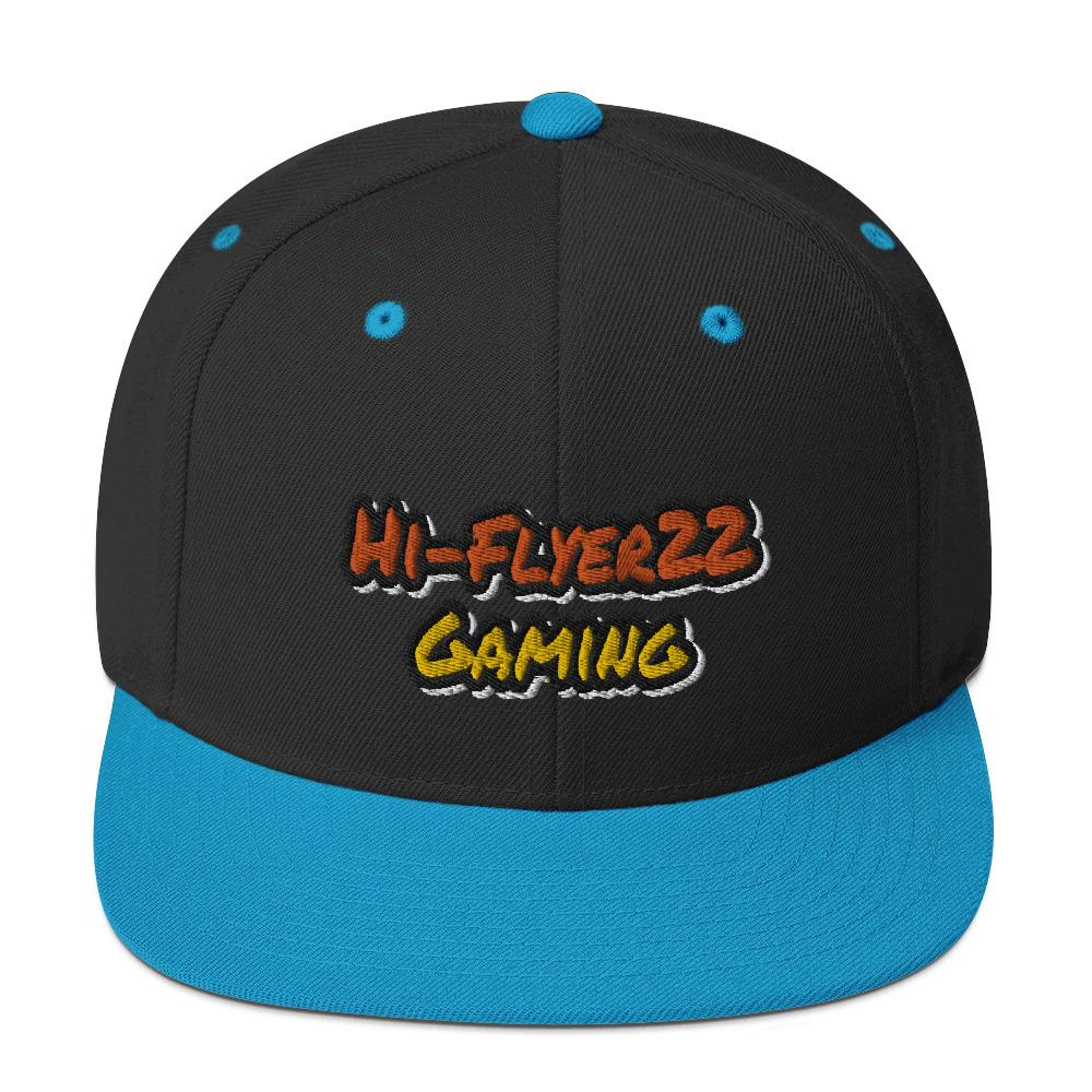 Hi-Flyer Snapback Hat Geeks Unleashed