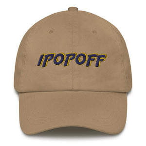 IPopOff Dad Hat Geeks Unleashed