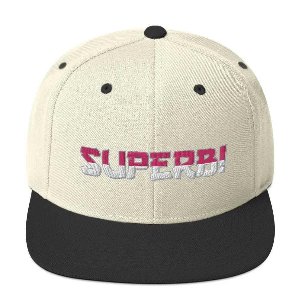 JoJo Snapback Hat Geeks Unleashed