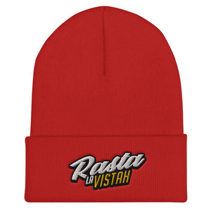 Rasta La Vista Cuffed Beanie Geeks Unleashed