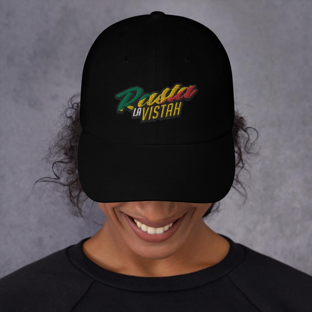 Rasta La Vista Dad Hat Geeks Unleashed