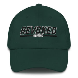 Revoked Dad Hat Geeks Unleashed