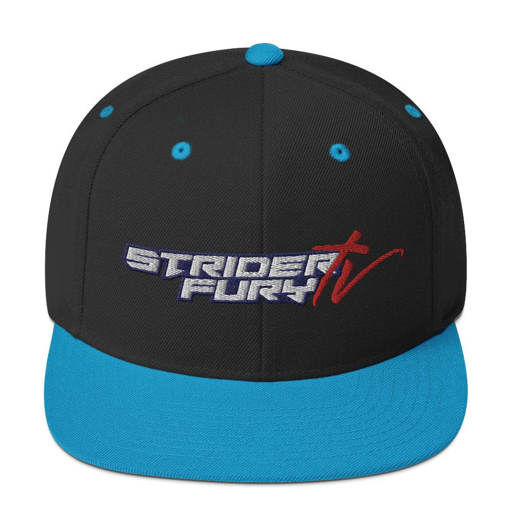 Strider Snapback Hat Geeks Unleashed