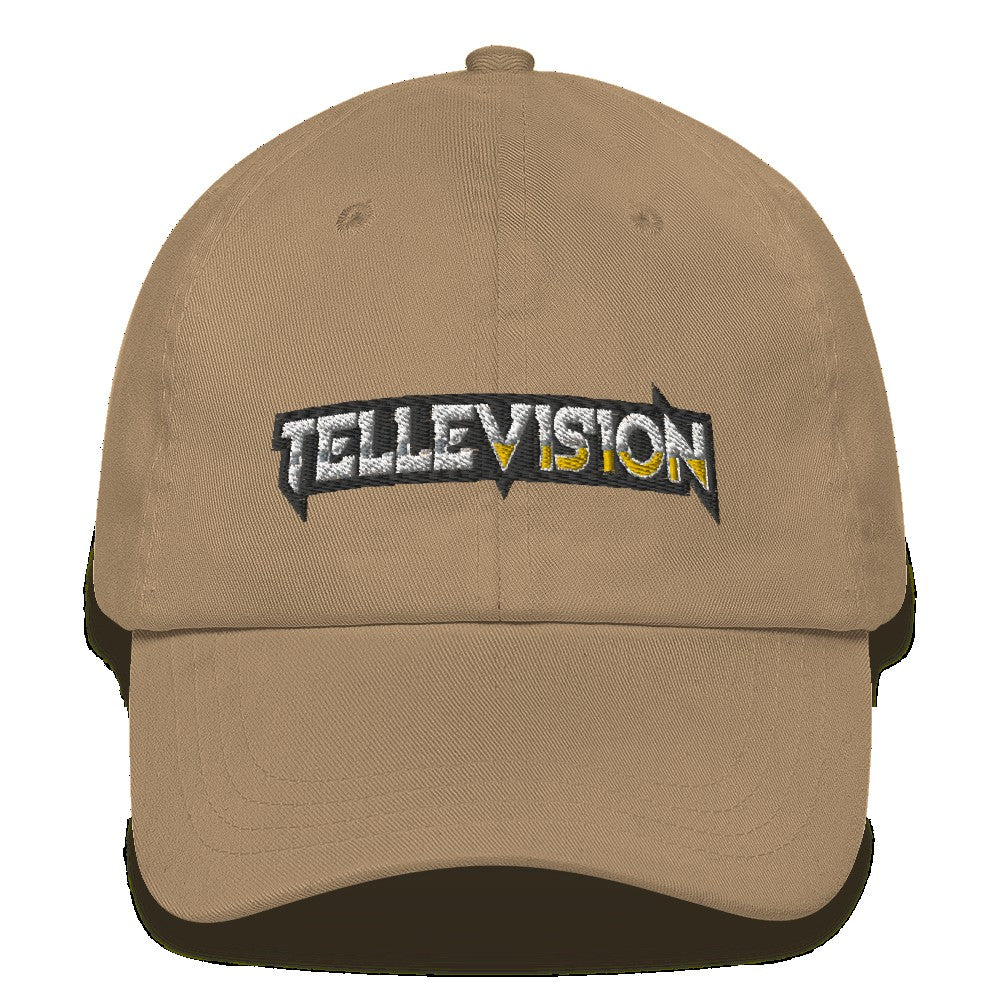 TelleVision Dad Hat Geeks Unleashed