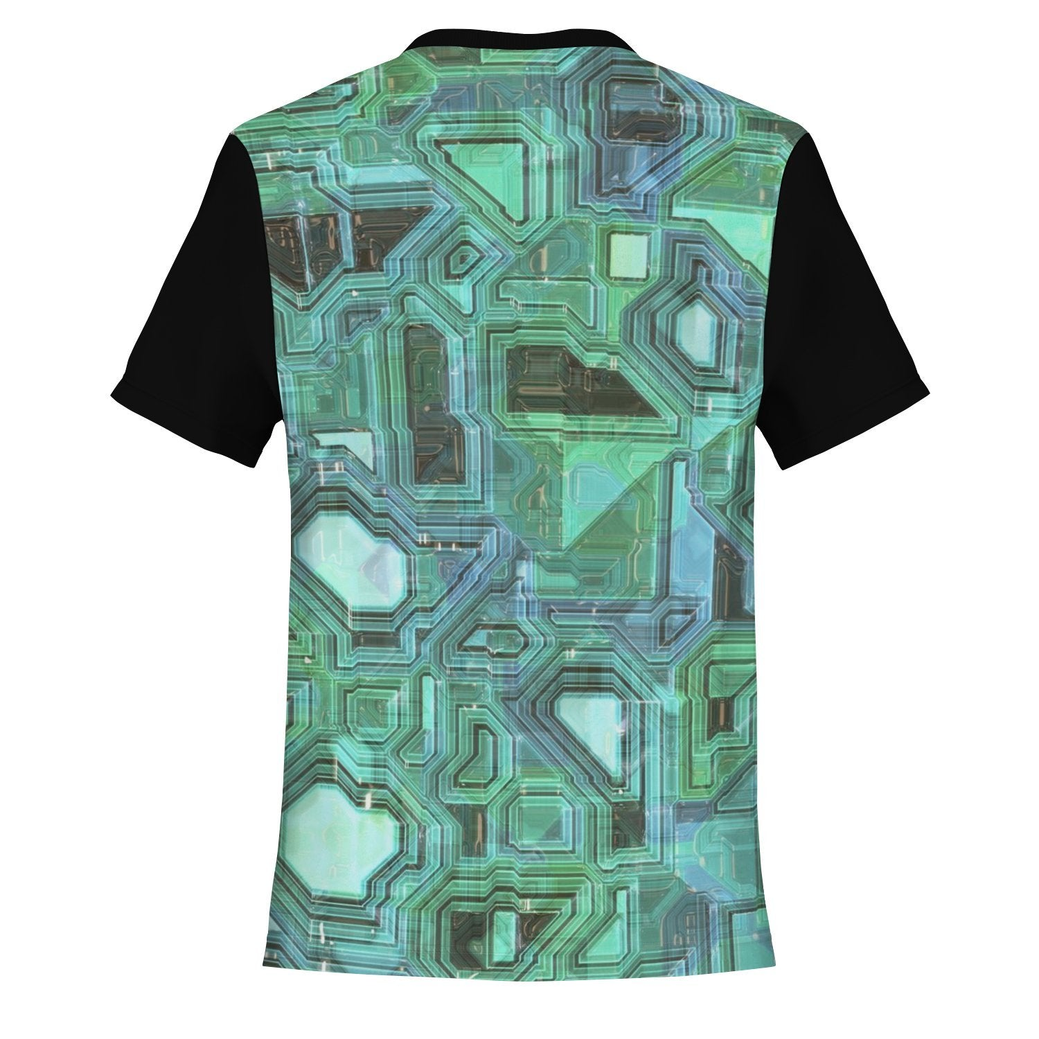 The Benji Wo Unisex AOP Tee Subliminator