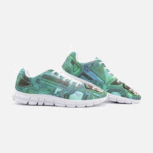 The Benji Wo Unisex Sneakers Printy6