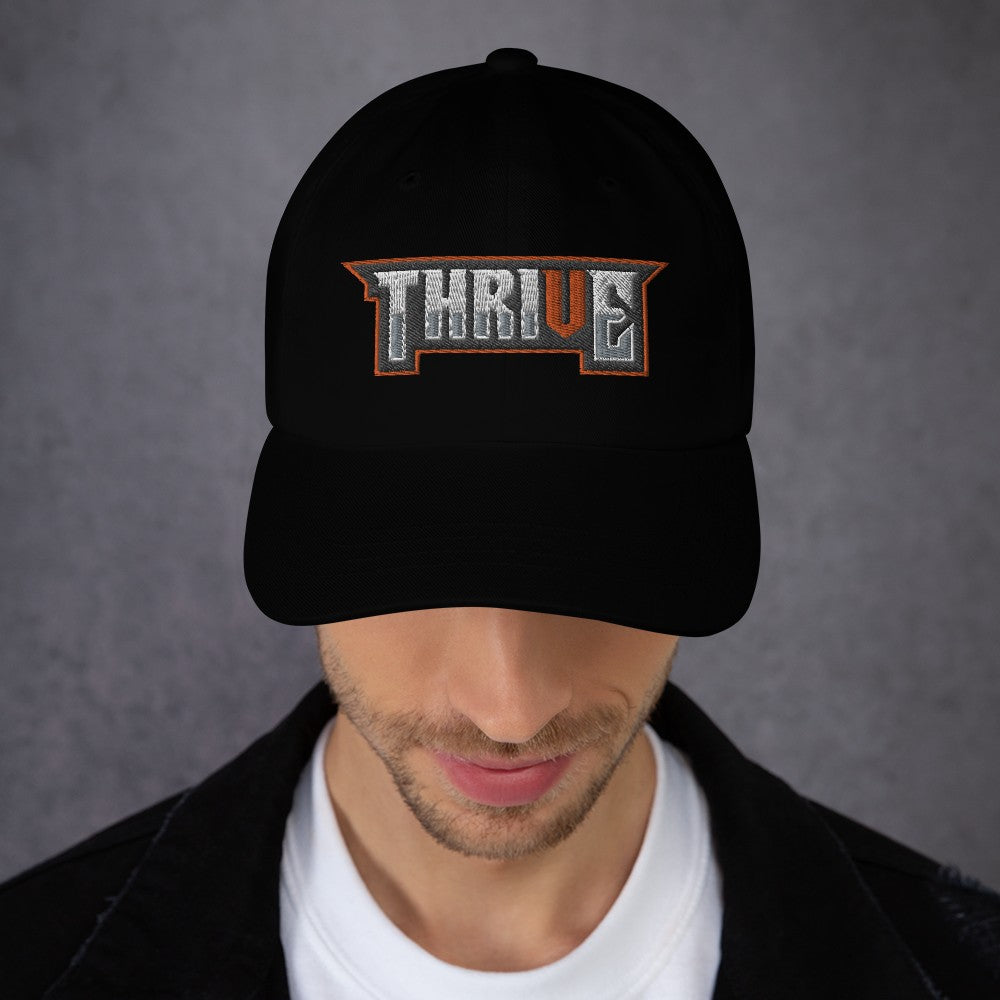 Thrive Dad Hat Geeks Unleashed