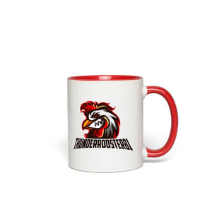 Thunder Rooster Accent Mugs Geeks Unleashed