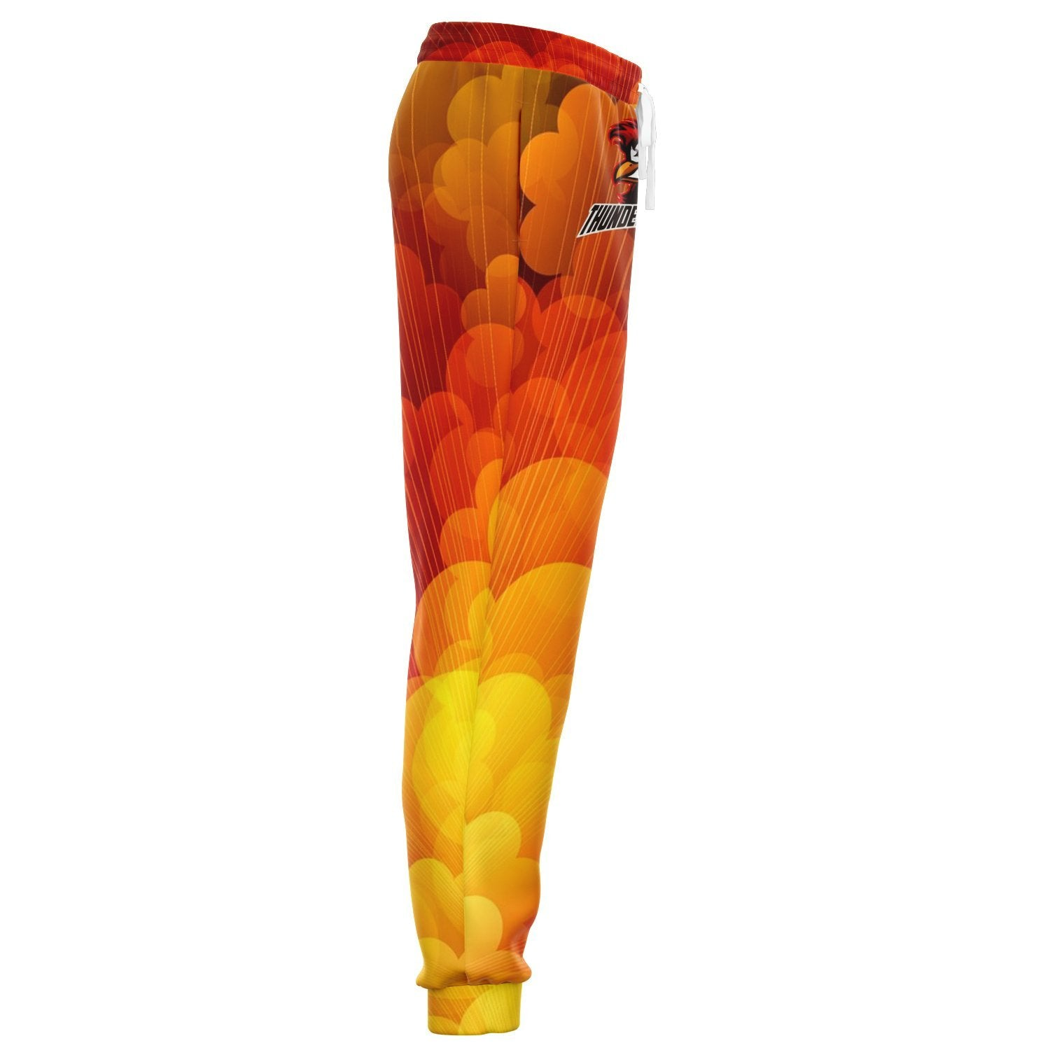 Thunder Rooster Unisex AOP Joggers Subliminator