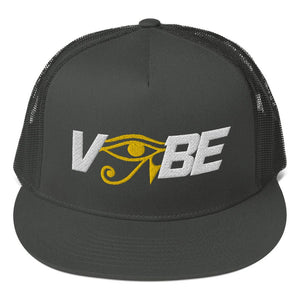 Vibe Trucker Cap Geeks Unleashed