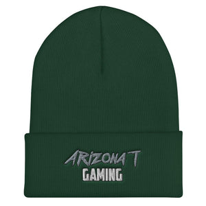 ArizonaT Gaming Cuffed Beanie - Geeks Unleashed
