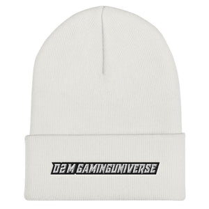 D2M Cuffed Beanie - Geeks Unleashed