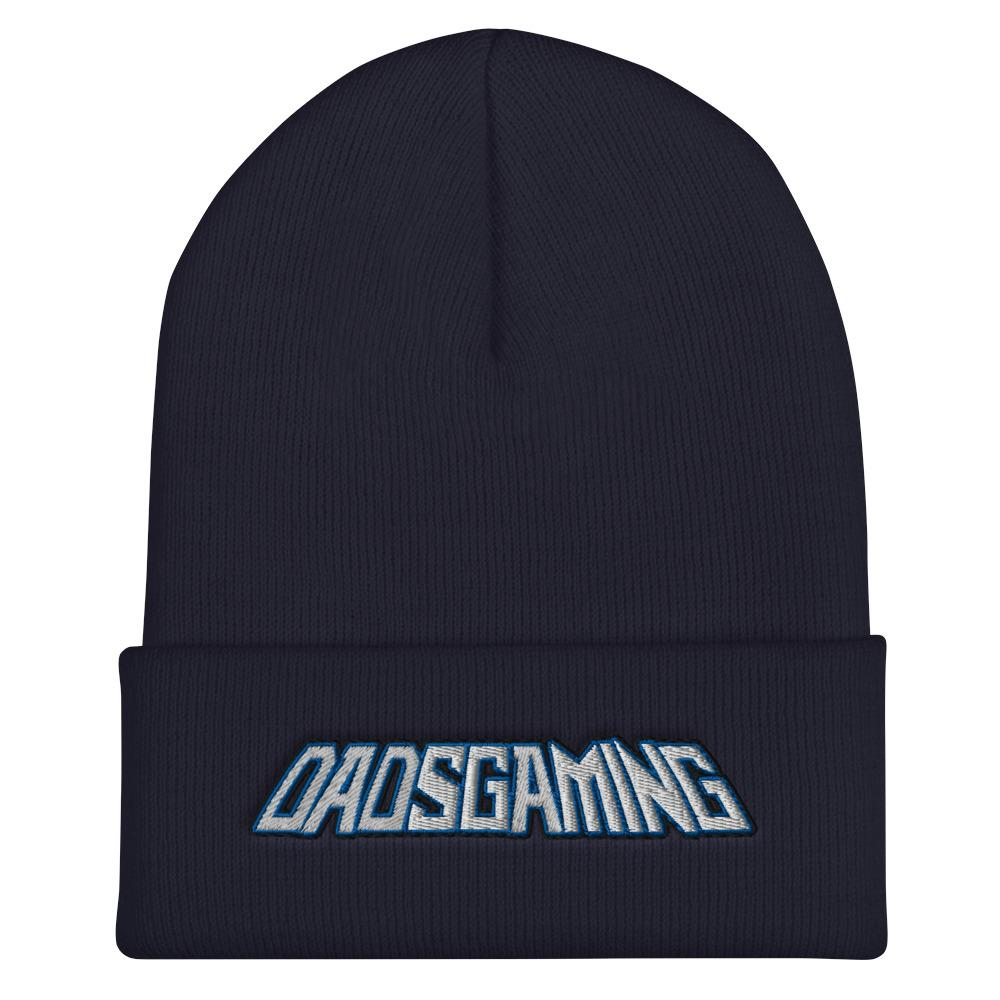DadsGaming Cuffed Beanie - Geeks Unleashed