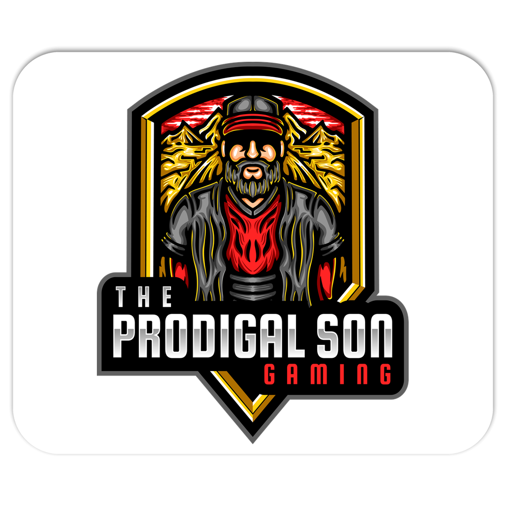 Prodigal Unisex Mousepad