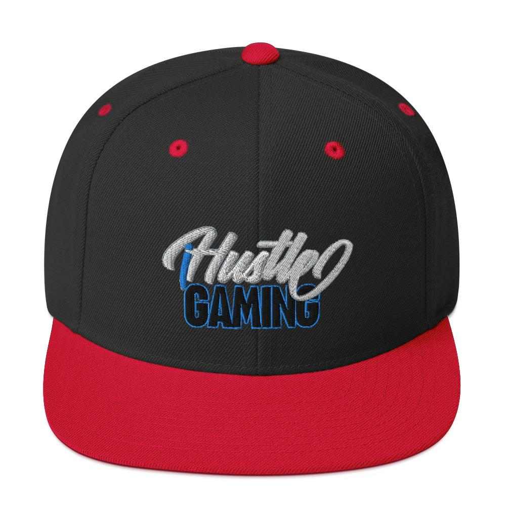 iHustle Snapback Hat Geeks Unleashed