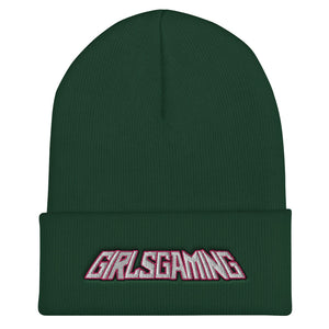 GirlsGaming Cuffed Beanie