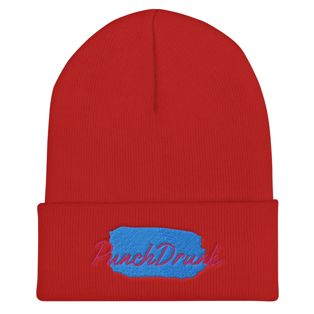 Punch Drunk Cuffed Beanie