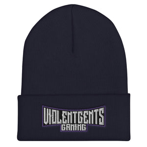 Violent Gents Cuffed Beanie