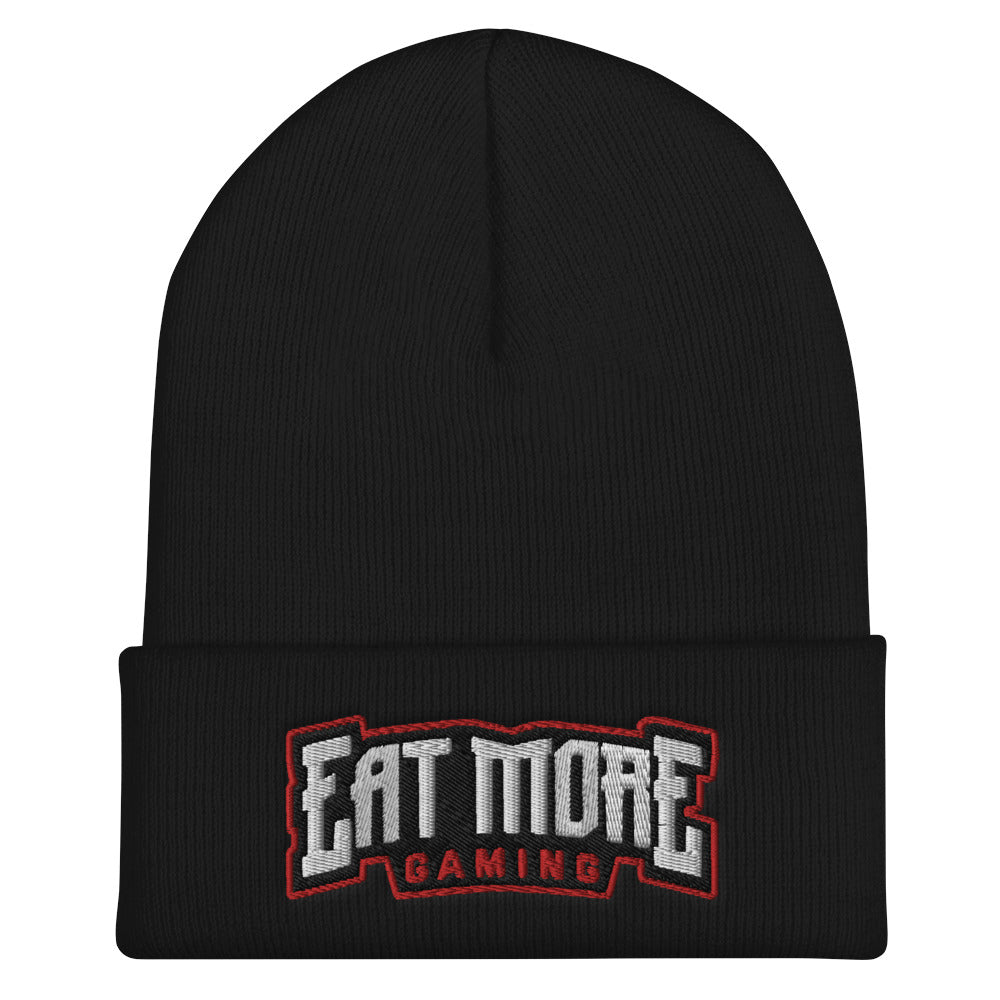 Eat More Cuffed Beanie