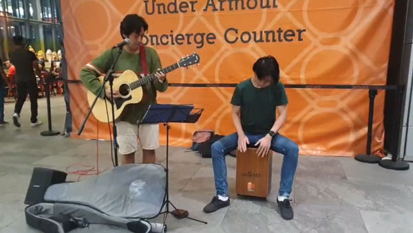 Orchard Central Buskers Activation @ OC | Orchard Central Buskers Activation @ OC
