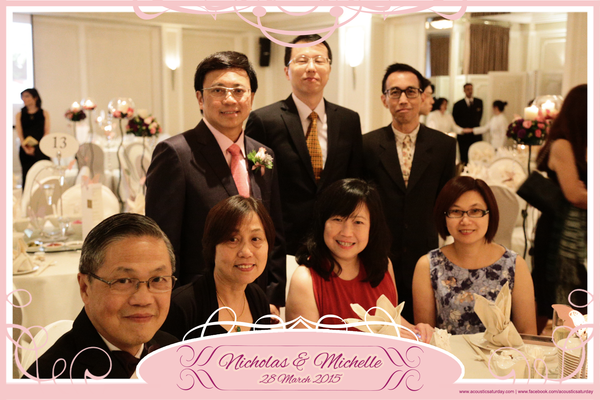 Nicolas and Samantha's Wedding @ Goodwood Park Hotel