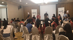 NYC Youth Leaders Exchange Programme Stomp Drummers @ Holiday Inn