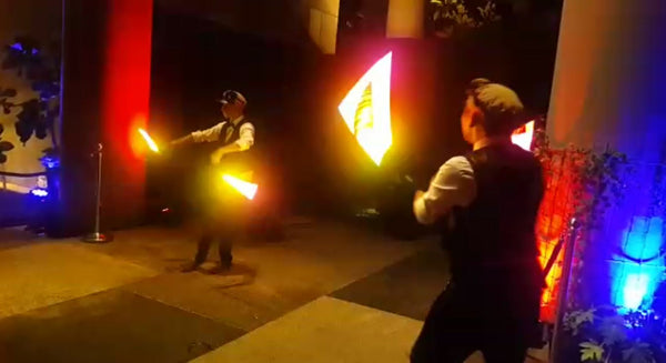 POI LED Performance @ Parkroyal on Pickering