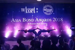 The Asset Asia Bond Awards 2018