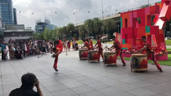 Event entertainment Singapore Chinese New Year Fringe