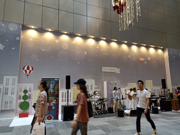 Orchard Central Christmas 2019 Fabrication @ OC