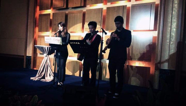 Jazz Band @ Shangri-La Hotel, Singapore | Jazz Band @ Shangri-La Hotel, Singapore