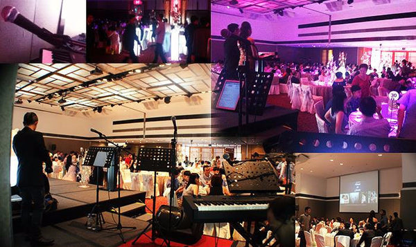 Wedding Event @ Mariott Hotel | Wedding Event @ Mariott Hotel