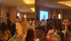 Christy Joanne's Wedding @ Ritz Carlton Hotel