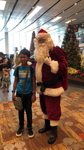 Changi Airport Christmas 2019 Activation @ Changi Airport