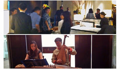 Chinese Orchestra @ The Ritz-Carlton, Millenia Singapore