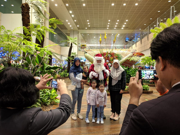 Changi Airport Christmas 2019 Activation @ Changi Airport | Changi Airport Christmas 2019 Activation @ Changi Airport