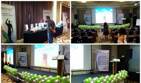 Max International Opening Conference @ Hilton Hotel | Max International Opening Conference @ Hilton Hotel