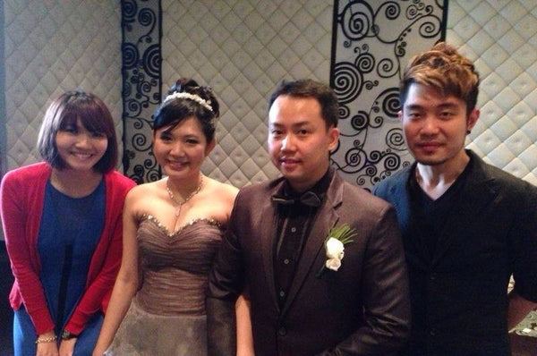 Wedding of Janice @ Mandarin Orchard Hotel | Wedding of Janice @ Mandarin Orchard Hotel