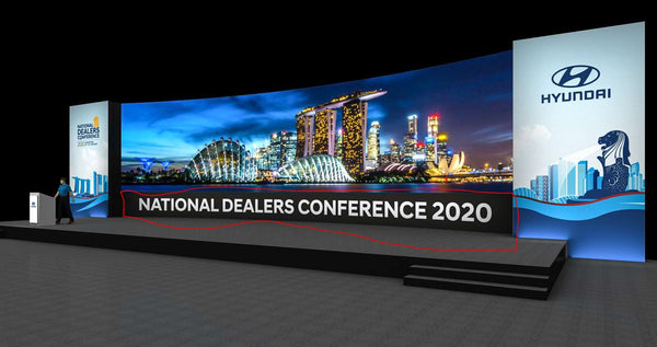 Hyundai National Dealer Conference 2020 @ Shangri La Hotel
