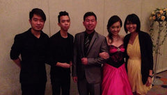 Fang Rui's Wedding @ Orchard Hotel Singapore