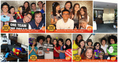 Corporate Event Photo Booth @ Keppel Drive Prive