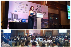 Tunneling and Underground Construction Society (Singapore) Annual Dinner 2015 @ Fairmont Singapore